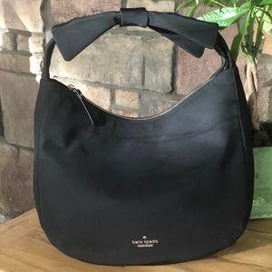 ADORABLE Black Bow Handle Kate Spade Bag